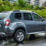 Renault Duster 2014 lateral