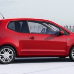 Volkswagen Up 2015 - lateral