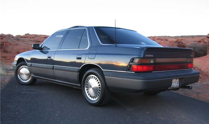 Acura Legend 1986