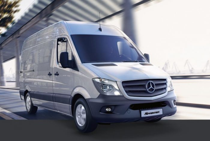 Seguro Sprinter Mercedes-Benz